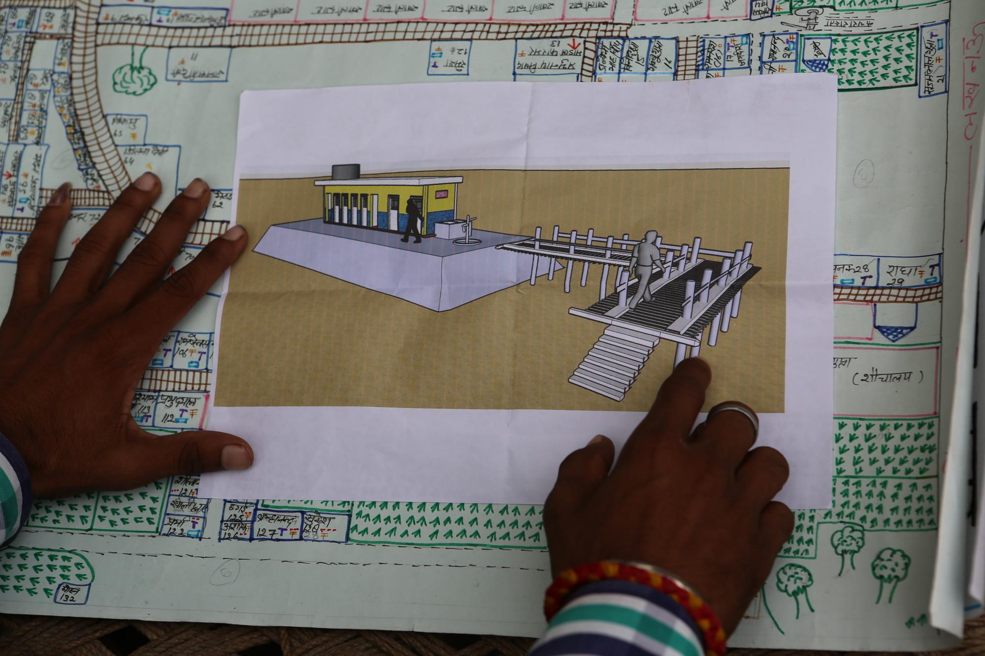 Proyectos de Viviendas Resilientes para India. Image © ONU