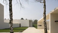 City Cemetery St. Martin / Heidl Architekten