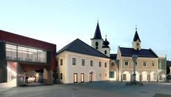 Centro de la Ciudad Sarleinsbach / Heidl Architekten