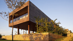 CT House / Bernardes + Jacobsen Arquitetura