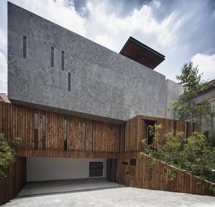 Casa Cumbres / Taller Hector Barroso, © Yoshihiro Koitani