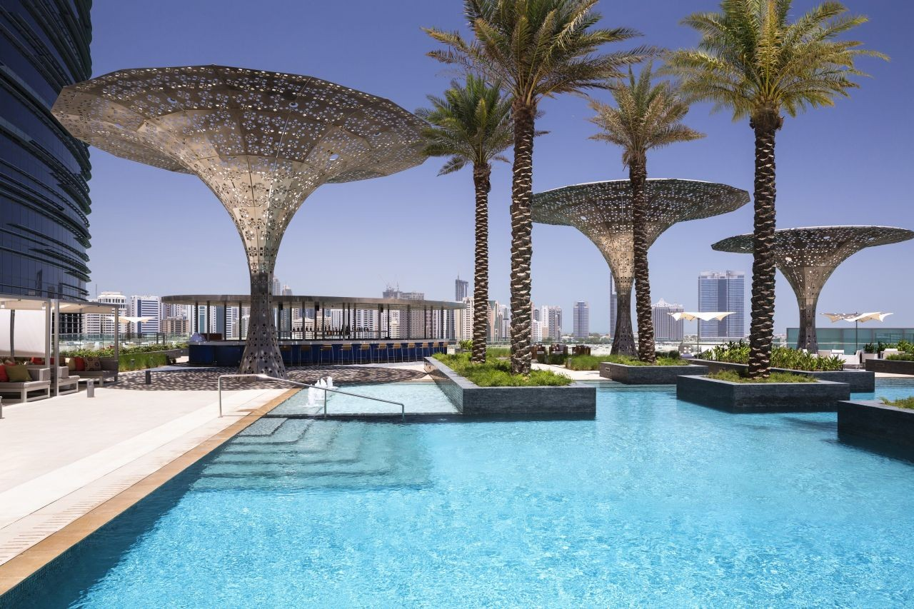 Gallery of rosewood abu dhabi handel architects 3 for Architectural design companies in abu dhabi