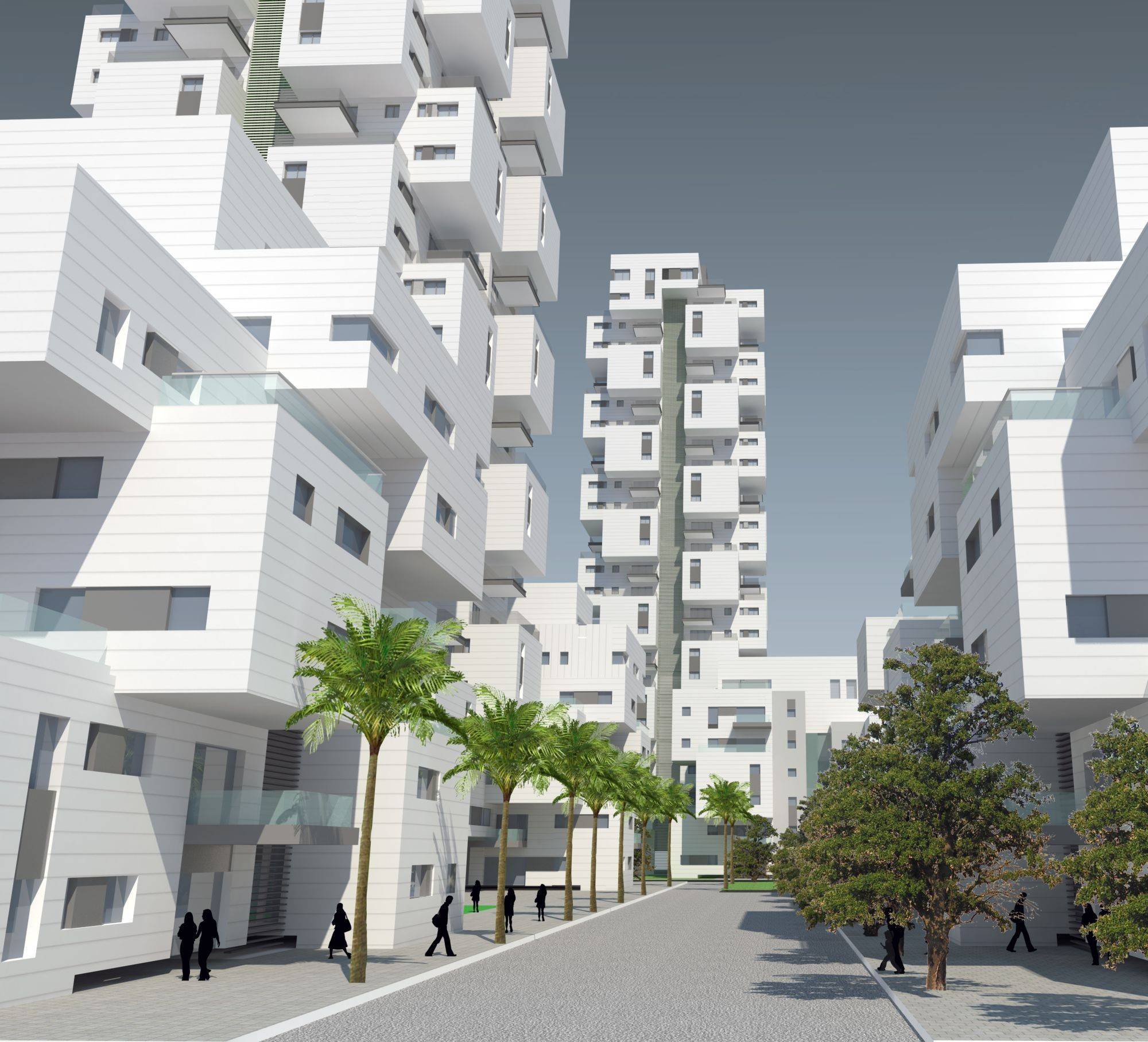 Gallery Of Z Design Building Ami Shinar Amir Mann 25