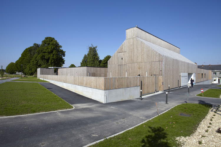 La Casa de la Primera Infancia / TOPOS ARCHITECTURE, © Jérôme BLIN