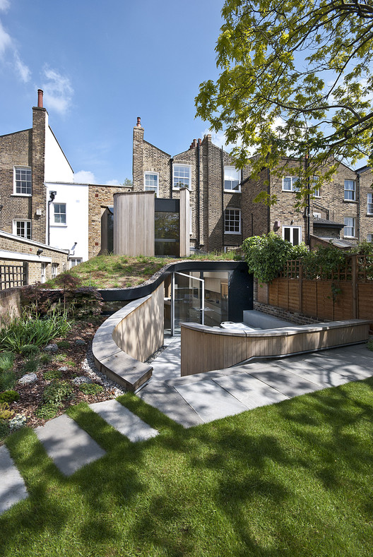 147 De Beauvoir Road / Scott Architects, © Lyndon Douglas