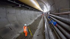 Tunnels Under London: the Largest Infrastructure Project in Europe