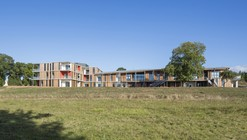 Concoret Housing for the Elderly  / Nomade Architects