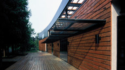 Visitor Center in Lake Yangcheng Park / Miao Design Studio