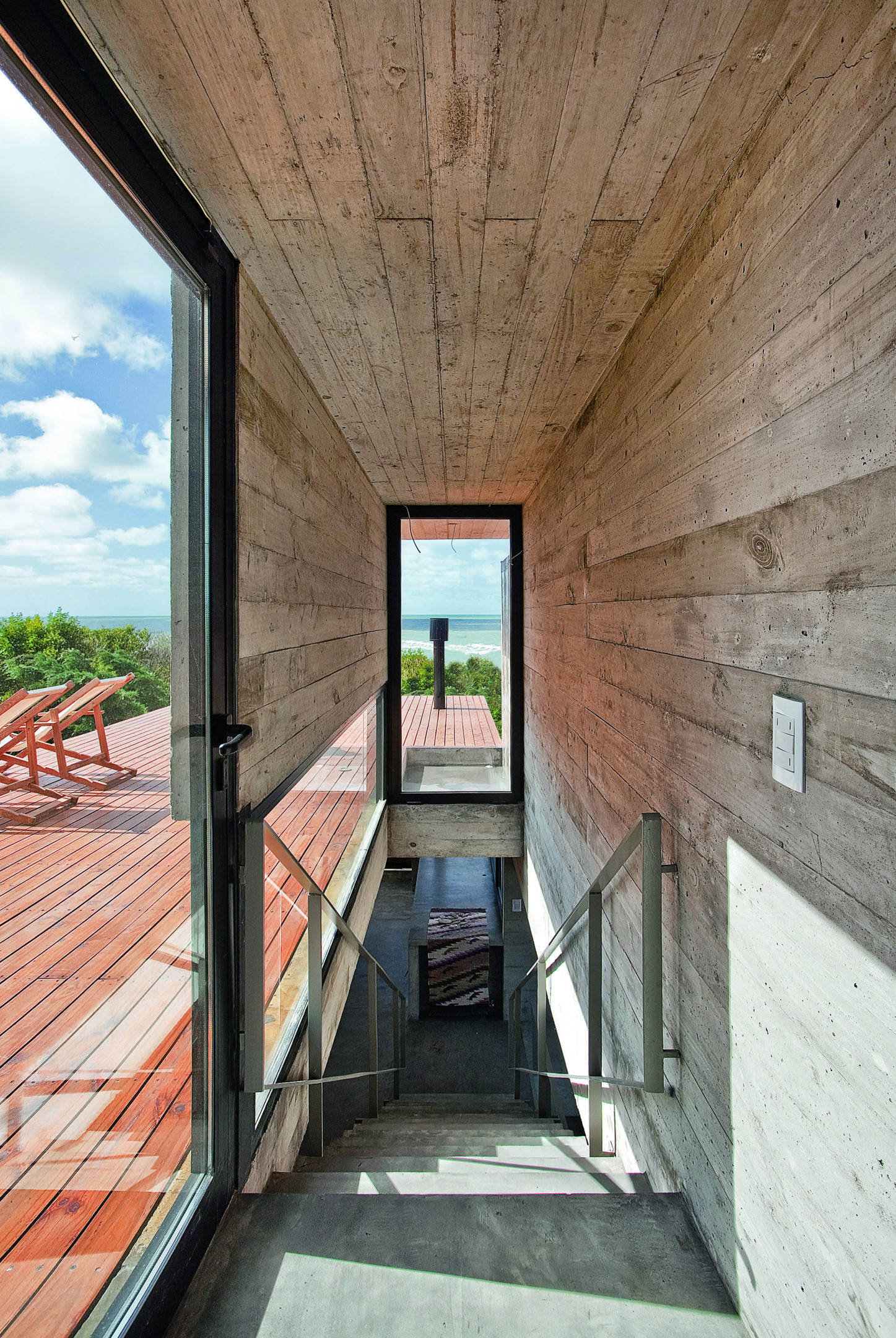 Gallery Of House On The Beach Bak Architects 22