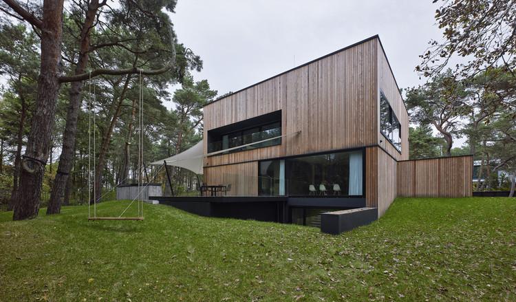Vivienda Seaside / Ultra Architects, © Jeremi Buczkowski