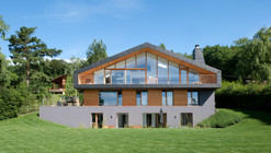 Construction of a house in Genolier / LRS Architectes