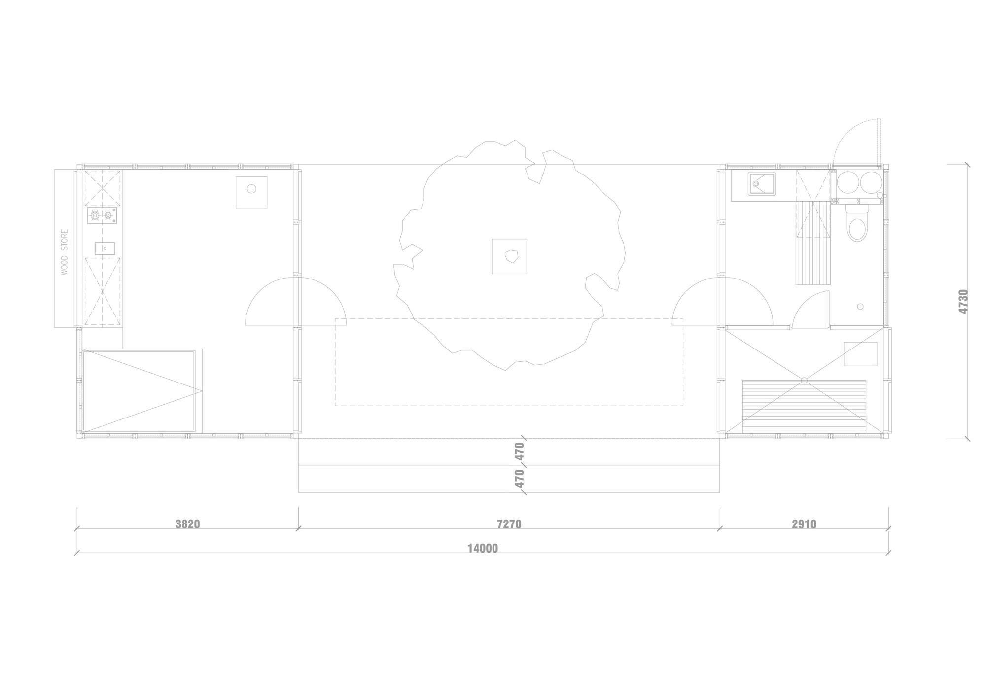Saltcreek - Plan