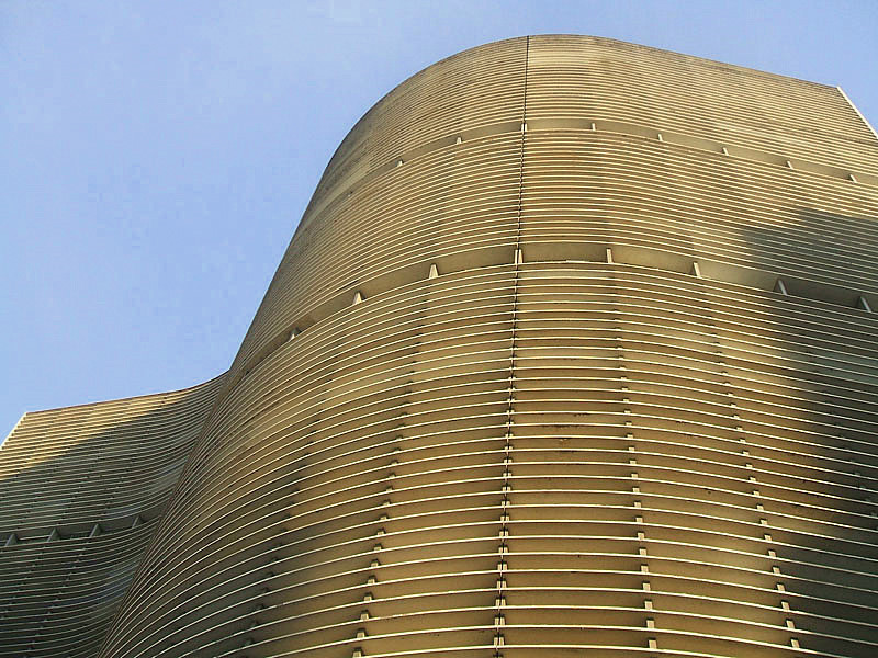 Edifício Copan, São Paulo - SP. Image © Dornicke - via wikimedia commons
