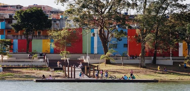 Urbanización del Complejo Cantinho do Céu / Boldarini Arquitetura e Urbanismo, © Daniel Ducci