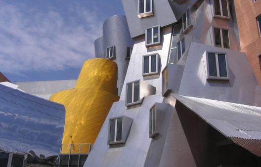 Stata Center de Frank Gehry. Image Courtesy of El Pais