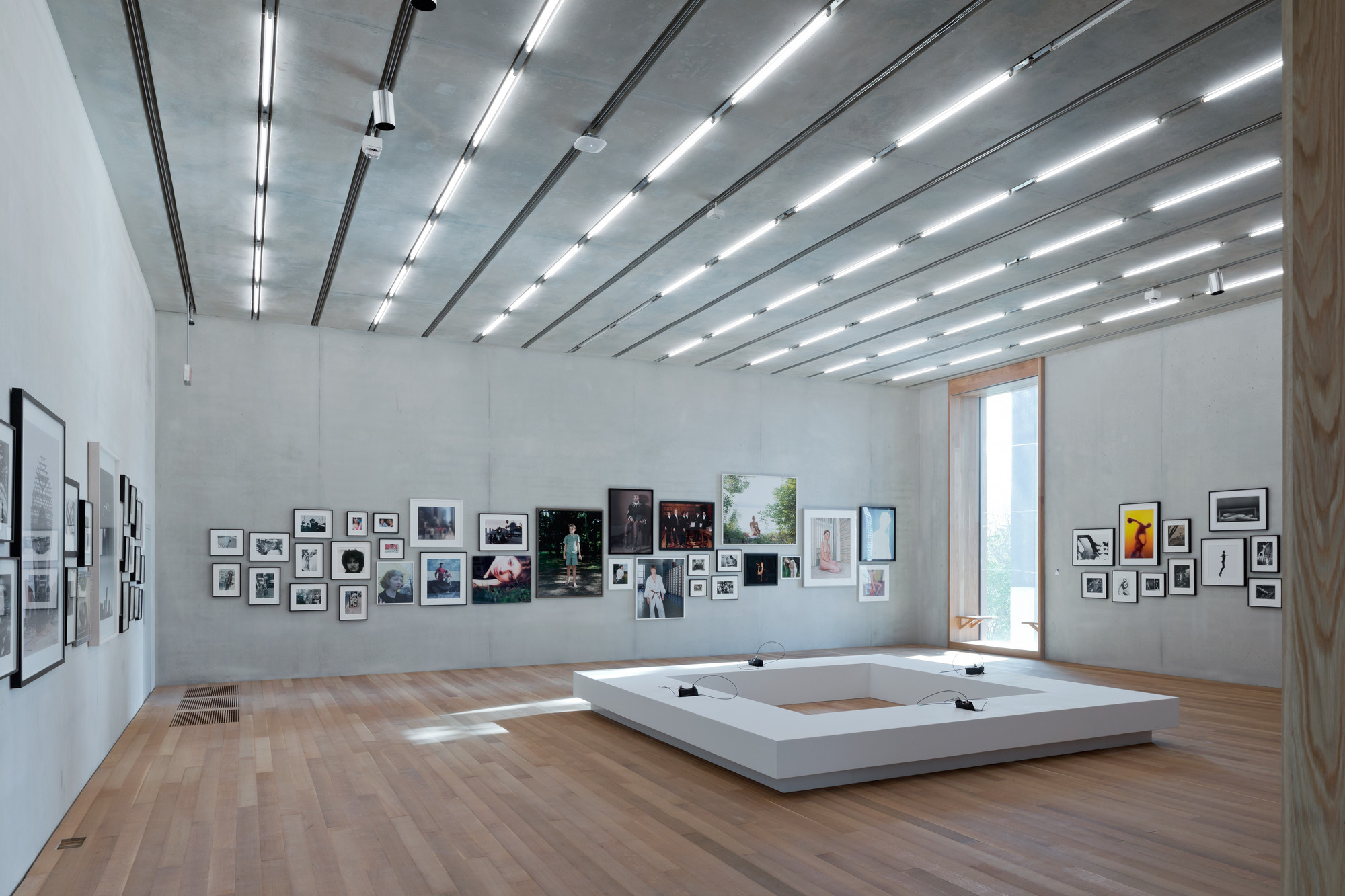 Museum Of Arts And Design Inside : Herzog de meuron celebrates opening of pérez art museum