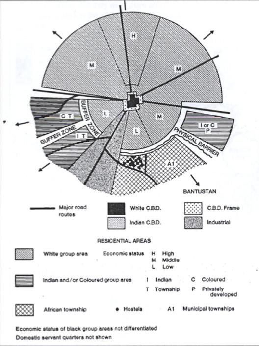 Example of zoning under Apartheid. Image © David Kay