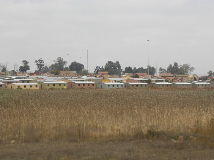 El municipio de Soweto. Imágen © Vanessa Quirk
