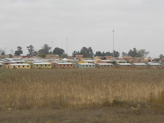 The township of Soweto. Image © Vanessa Quirk