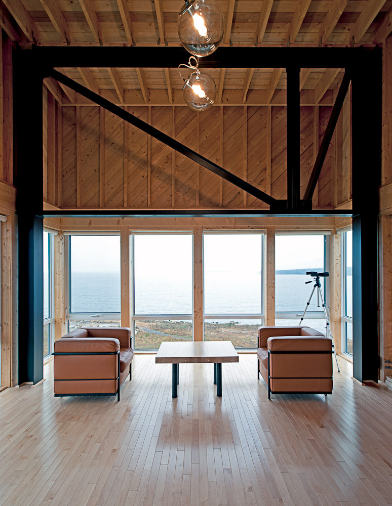 Gallery Of Cliff House Mackay Lyons Sweetapple Architects 3