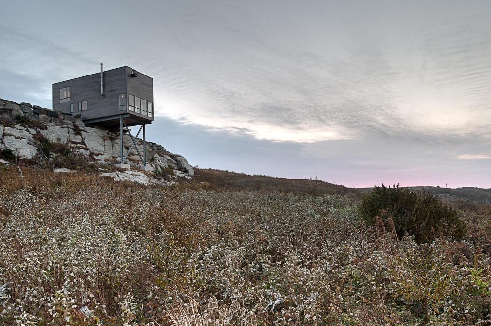 Cliff House / Mackay-Lyons Sweetapple Architects, © Greg Richardson
