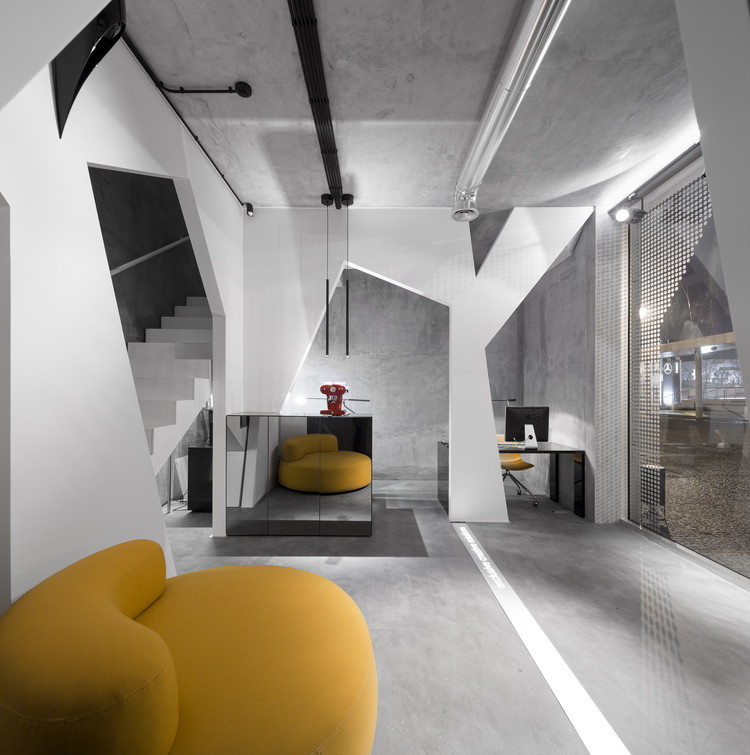 Laboratorio Consexto / consexto, © Fernando Guerra | FG+SG
