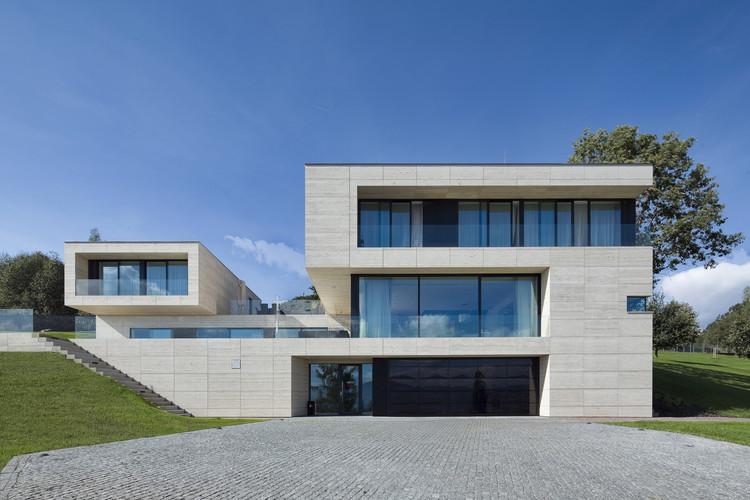 Villa in Děčín / Studio Pha, © Tomáš Dittrich