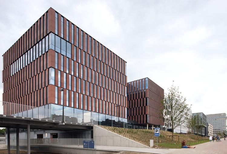 Oficina Tiensevest Leuven / Crepain Binst Architecture + ARCHI+I, Cortesía de Crepain Binst Architecture + ARCHI+I