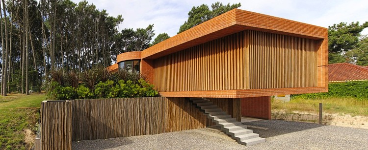 Casa Rovira / Marcelo Daglio Arquitectos, © Trucco – Tricanico