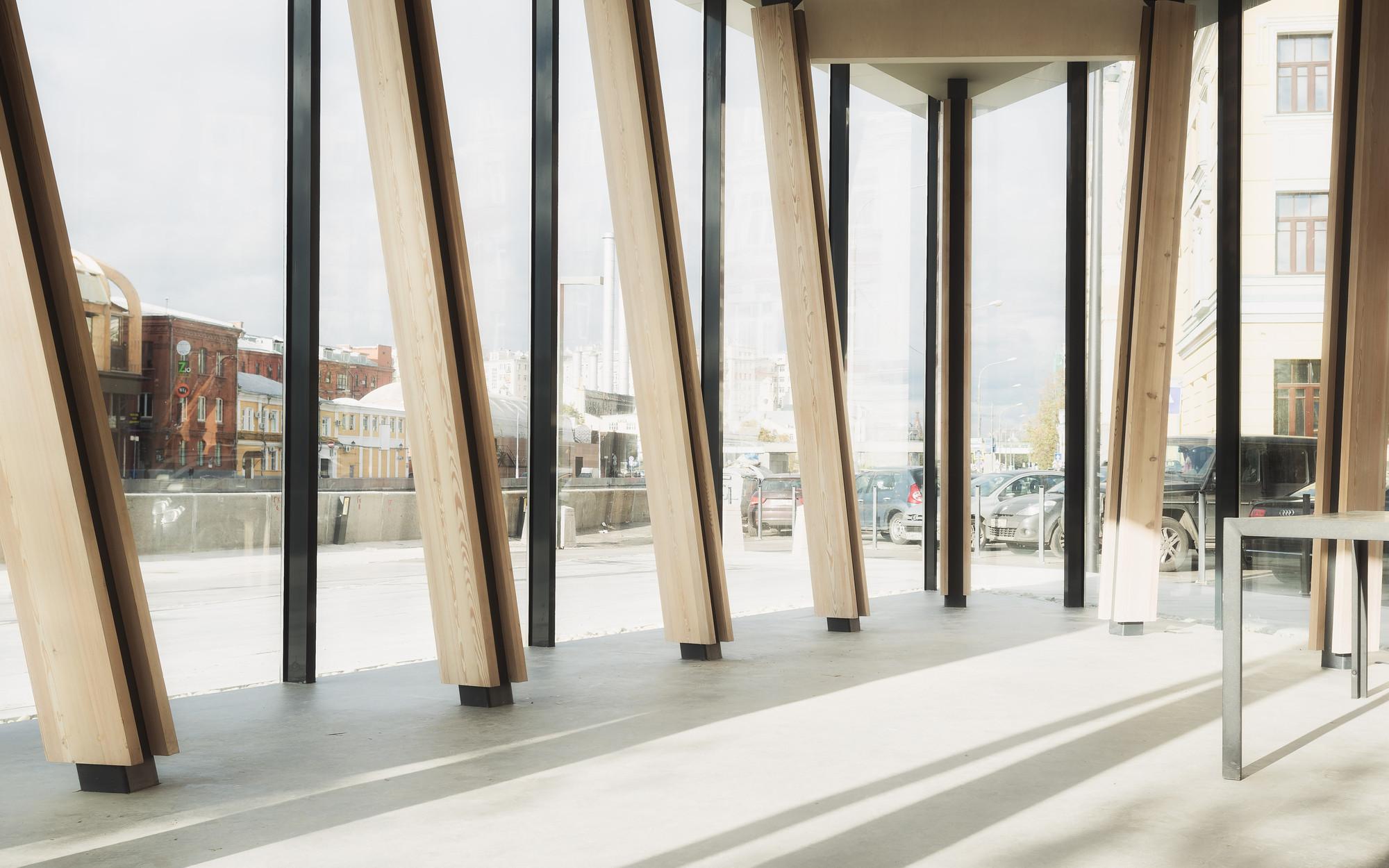 krymskaya embankment wowhaus architecture bureau archdaily. Black Bedroom Furniture Sets. Home Design Ideas