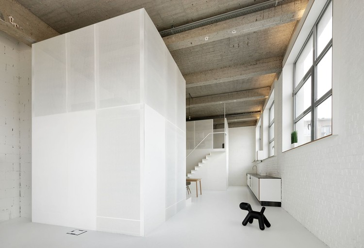 Loft FOR / adn Architectures, © Filip Dujardin