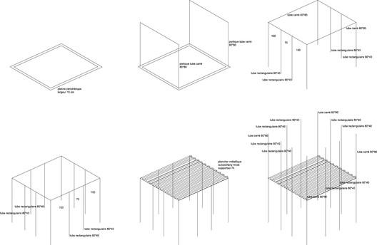 Box Construction Isometric