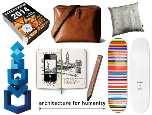 ArchDaily Architect's Holiday Gift Guide 2013