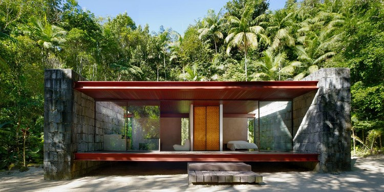 Casa Rio Bonito / Carla Juaçaba, © Nelson Kon