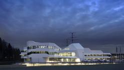 Air Traffic Control Center / SADAR + VUGA