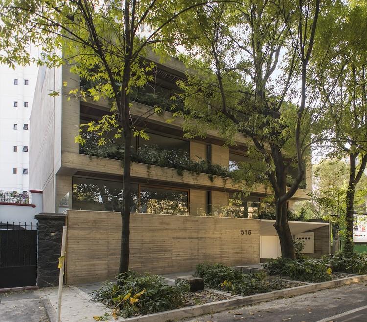 Hegel 516 / FRB Arquitectura , © Kika Studio