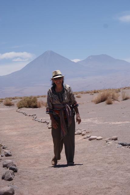 Entrevista: Magdalena Gutiérrez, Arquitecta en Tierra Cruda - Patrimonio vivo del Desierto de Atacama, Magdalena Gutiérrez. Image