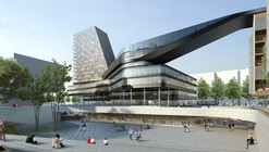 DMAA Wins Competition for Mixed-Use, Cultural Complex in Munich