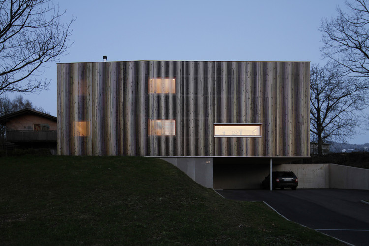 Casa J-T / Juri Troy Architects, Cortesía de Juri Troy Architects