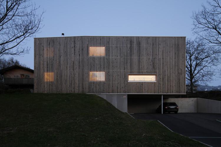 Casa J-T / Juri Troy Architects, Cortesía de Juri Troy Architects