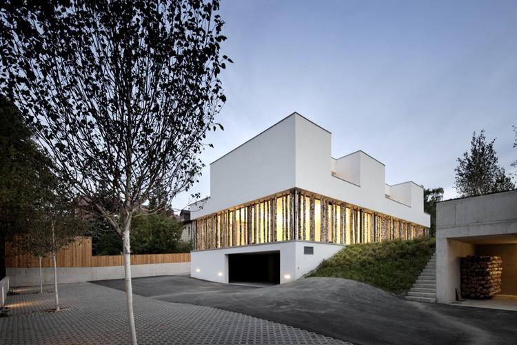 Ordination Vienna Woods / Juri Troy Architects, © Kurt Kuball