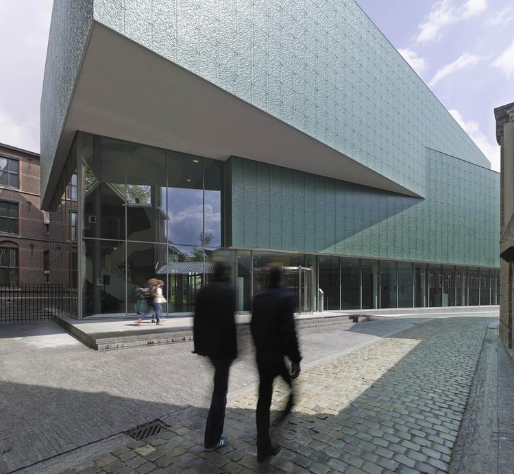 Museumkwartier 's / Bierman Henket architecten, © Joep Jacobs