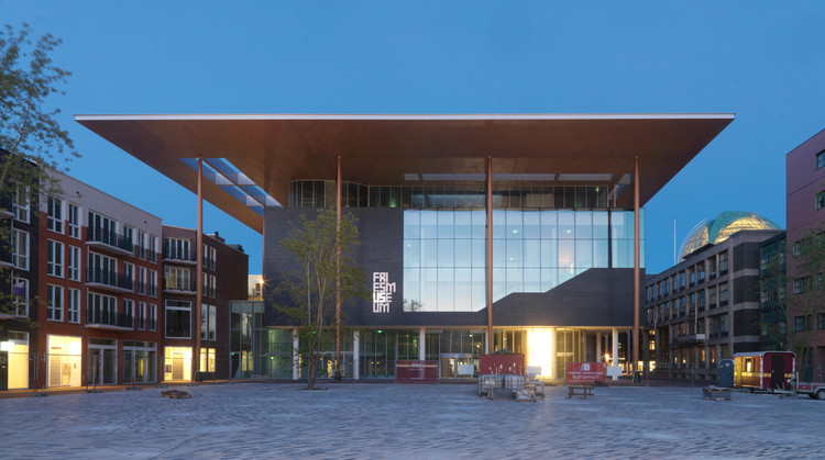 Museo Fries / Bierman Henket architecten, © Michel Kievits