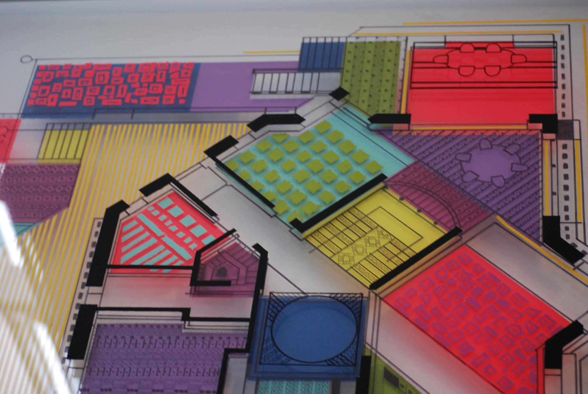 Arte y arquitectura reinterpretaci n de planos for Libros de planos arquitectonicos