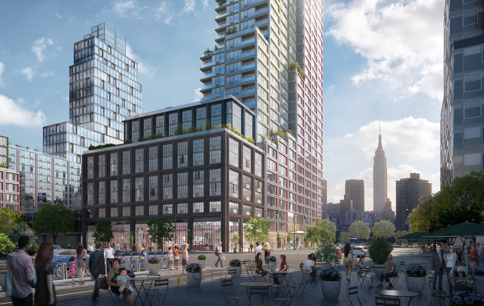 Gallery Of Oda Chosen To Design Largest Affordable Housing