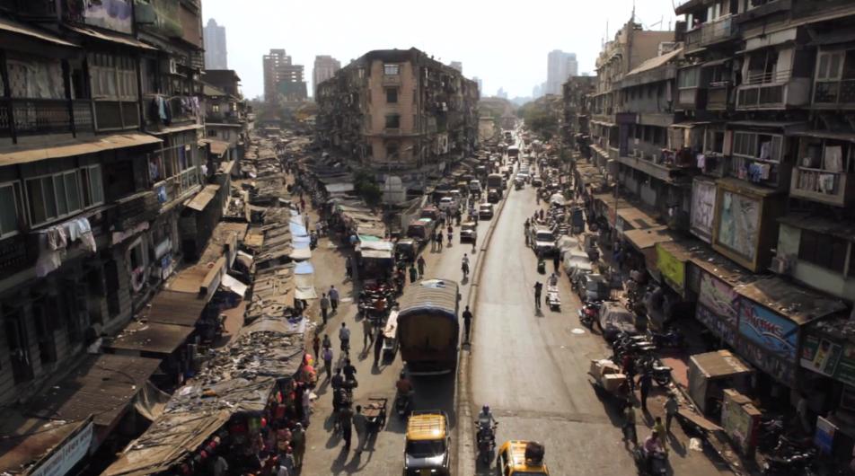 """Cine y Arquitectura: """"Gran Horizonte: La vuelta al día en 80 mundos"""", © Urban Think-Tank"""