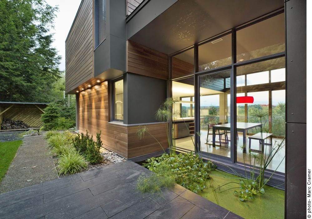 Gallery of t house natalie dionne architecture 10 - Natalie dionne architecte ...