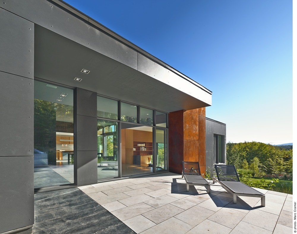 Gallery of t house natalie dionne architecture 11 - Natalie dionne architecte ...