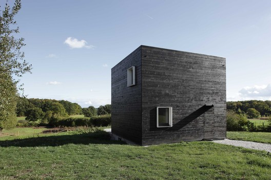 Courtesy of Beckmann-N'thepe Architectes