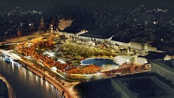 Competition Entry: Zaryadye Park / Turenscape